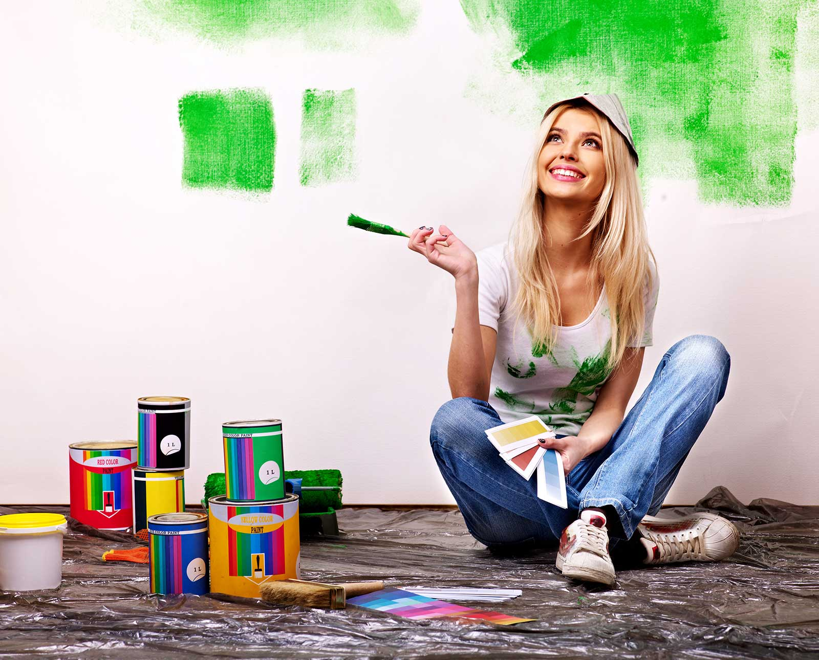 Non-Toxic Paints for a Healthier Home