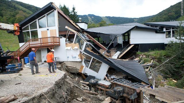 flood damage usa