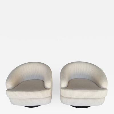 Milo-Baughman-Stylish-Pair-of-Swiveling-Club-Chairs-Attributed-to-Milo-Baughman-C-1960s-169557-233390