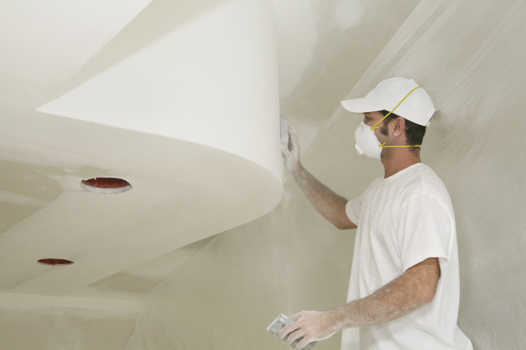 Repairing DryWall and Ceiling to Achieving Great Results