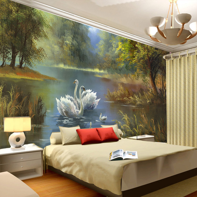 Custom Wallpapers & Painted Murals – Tips and Benefits