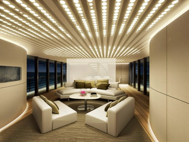 LED Lighting Types, Advantages and ways to Decorate your Home