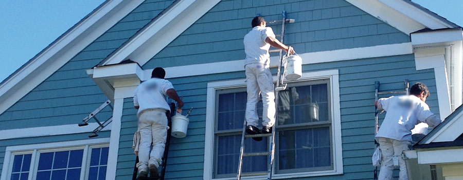 Painters Serving Calgary and Surrounding Areas