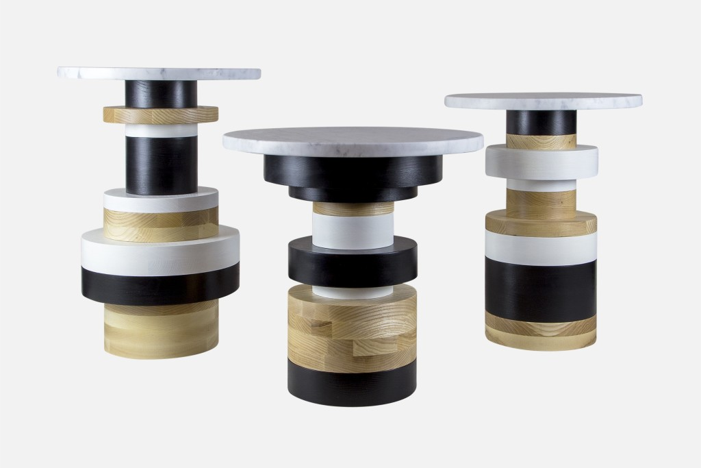 Sass Side Tables – New Addition to Interior Furniture