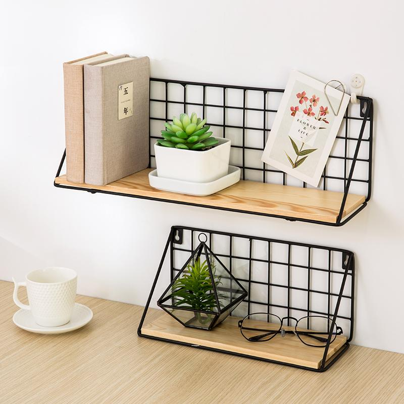 iron hanging wall stand
