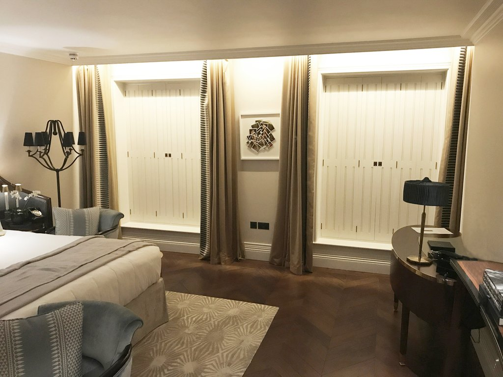 Traditional Solid Wood Shutters for Interior and Exterior Use