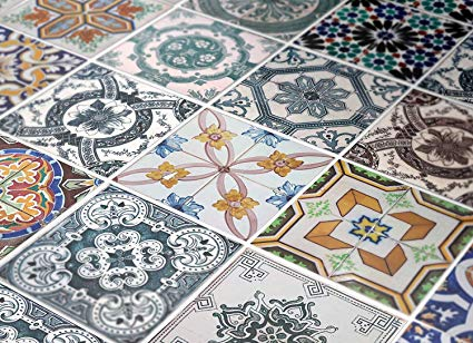 Antique Tiles to Enhance any Room of your Home