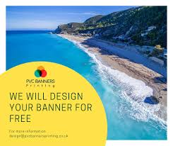 Vinyl PVC Banner Printing for Outdoor Business Promotion and Marketing in the UK