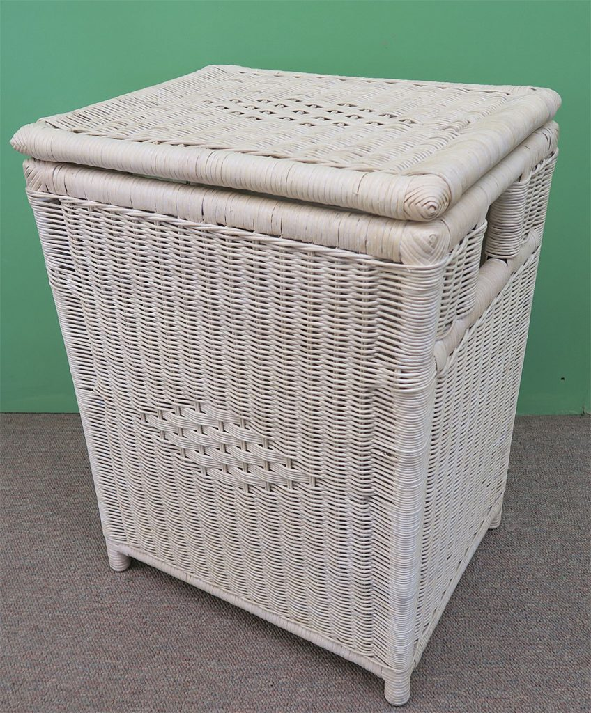 Wicker Hamper is Best Choice for Laundry Storage, Durability & Style