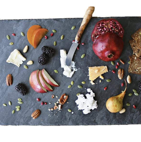 Best Natural Slate Trays for Kitchen Decor & Serving Food